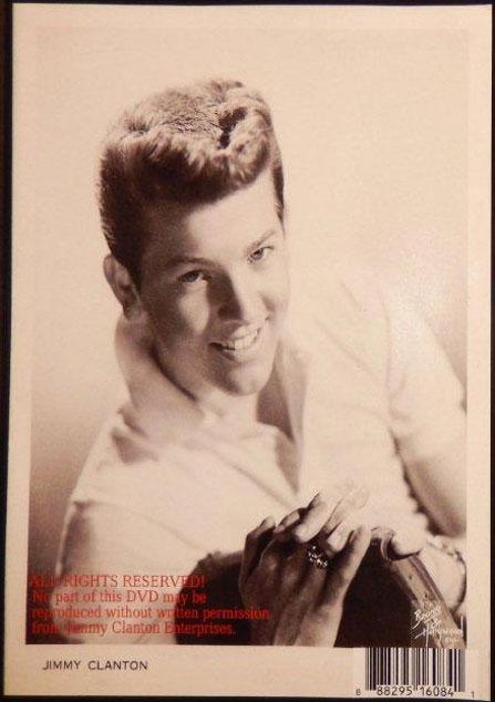 Jimmy Clanton's Farewell to the Bayou DVD