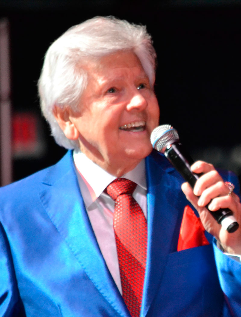 Jimmy Clanton Blue Suit